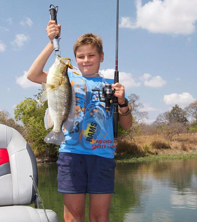 FISHING ZAMBIA