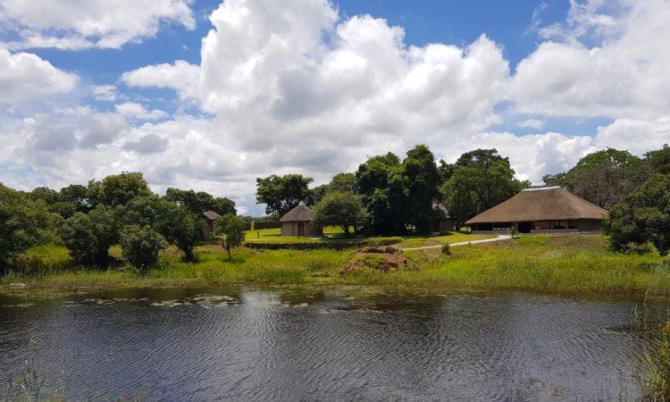 hunting lodge zambia